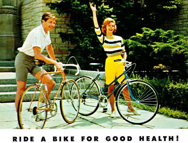 rowerem po zdrowie