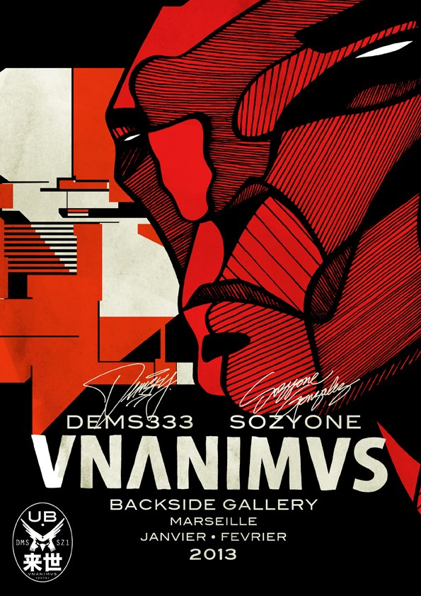 VNANIMVS FLYER